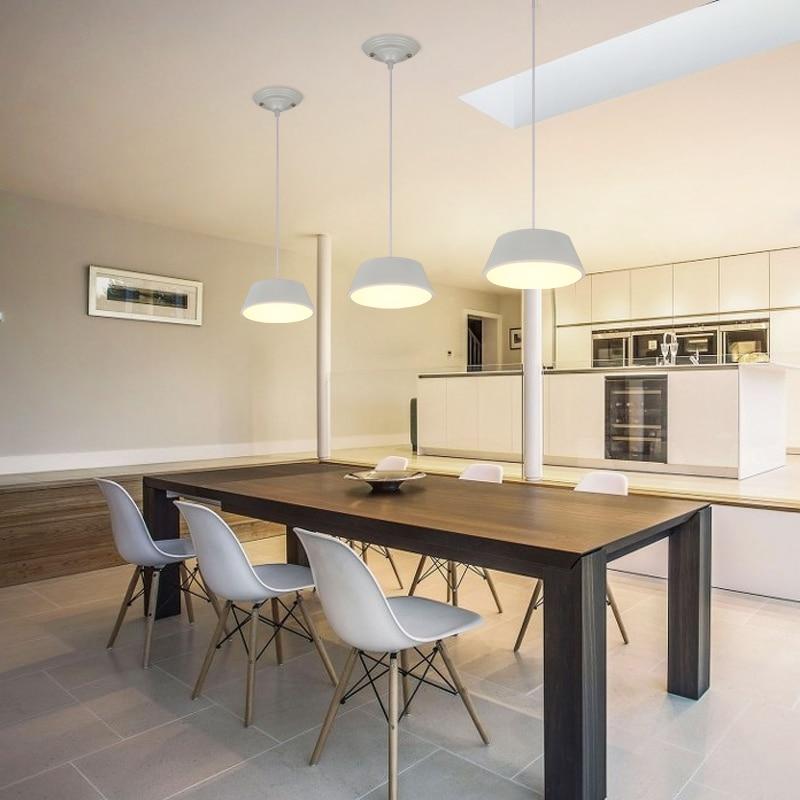 مصباح معلق LED صناعي بثلاثة رؤوس ، تصميم حديث ، إضاءة داخلية مزخرفة ، مثالي للدور العلوي أو المطعم أو غرفة المعيشة.