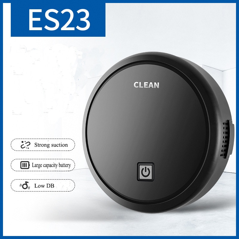 Smart Robot Vacuum Cleaner For Home Electric Wireless Household Vacuum Cleaner Multifunctional 3 IN 1 Sweeping Robot