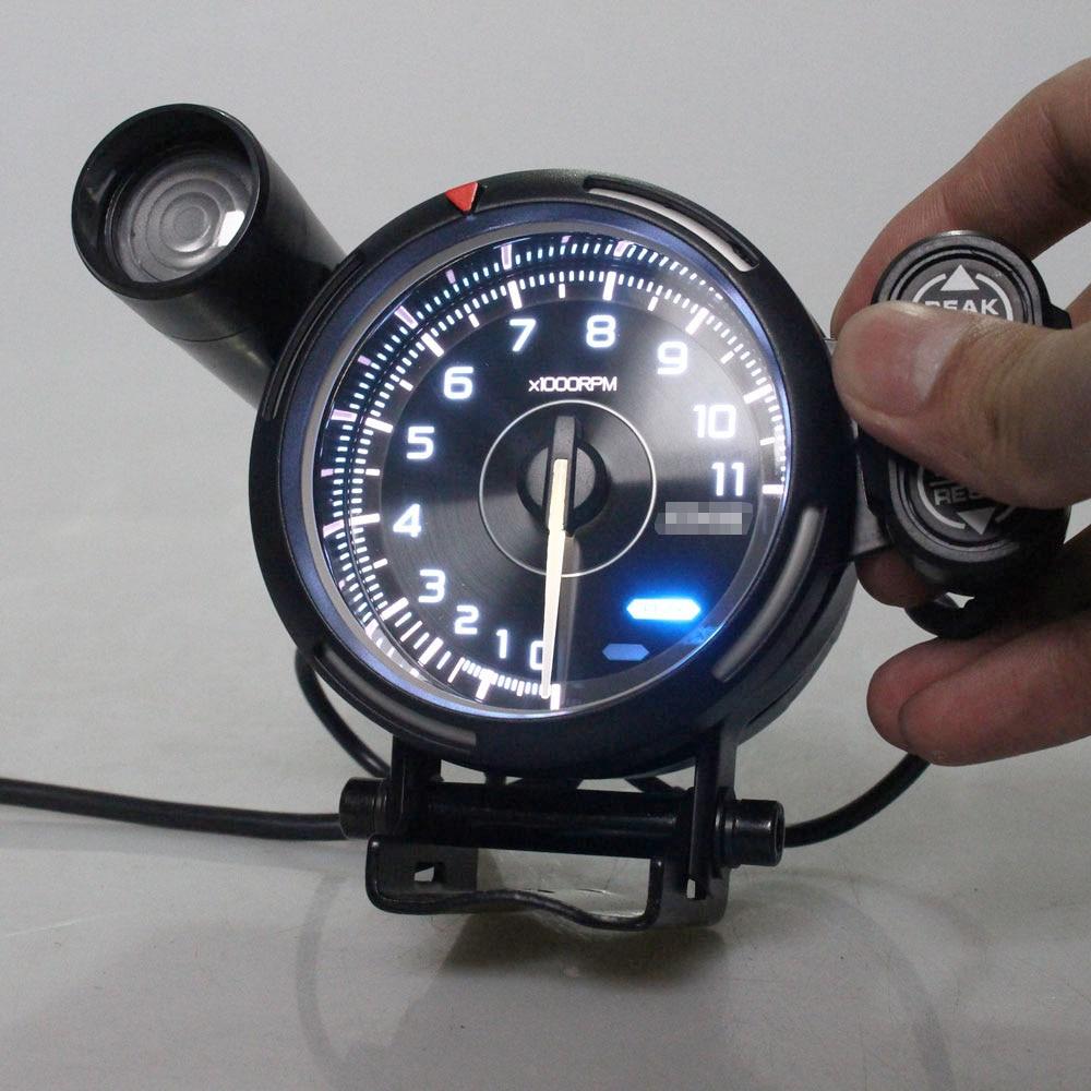 Defi Advance A1-مقياس سرعة الدوران ، مقياس Difi 0-11000RPM ، DF15501
