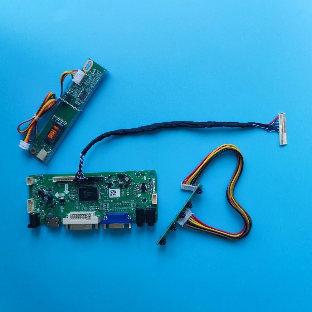لوحة تحكم LP150X08 متوافقة مع HDMI 1024x768 30pin LVDS 15