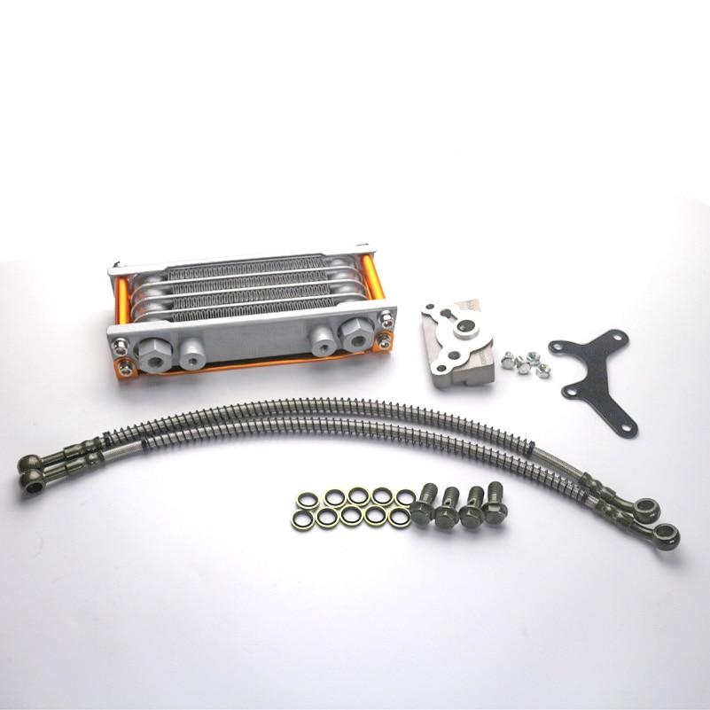 Горизонтальный двигатель мотоцикла 50cc 70cc 90cc 110cc 125cc 140cc, китайский производитель, масляный охлаждающий охладитель, обезьяна, велосипед, ATV, ра...