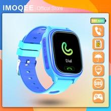 New 2021 Smart Watch Kids GPS Y85 Pedometer Positioning IP67 Waterproof Watch For Children Safe Smar