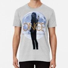Emma Swan De Redder-Eens T-shirt Eens Emma Zwaan Zwaan Koningin Captain zwaan Ouat Jennifer Morrison