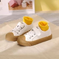 canvas shoes kids toddler shoes unisex off white shoes brand casual sneakers flat shoes non slip shoes