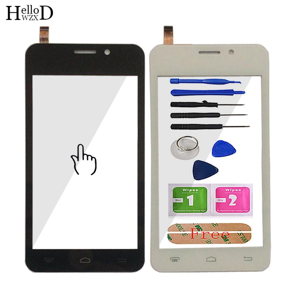 Mobile Touch Screen For DEXP Ixion ES4 TouchScreen Touch Screen 4.0'' Front Glass Phone Digitizer Pa
