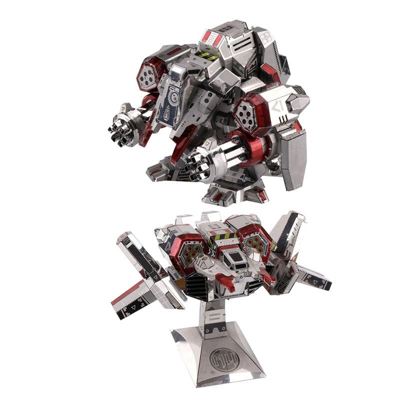 Modelo de arte 3d metal puzzle viking conjuntos modelo kits diy corte a laser montar jigsaw brinquedo desktop decoração presente para crianças