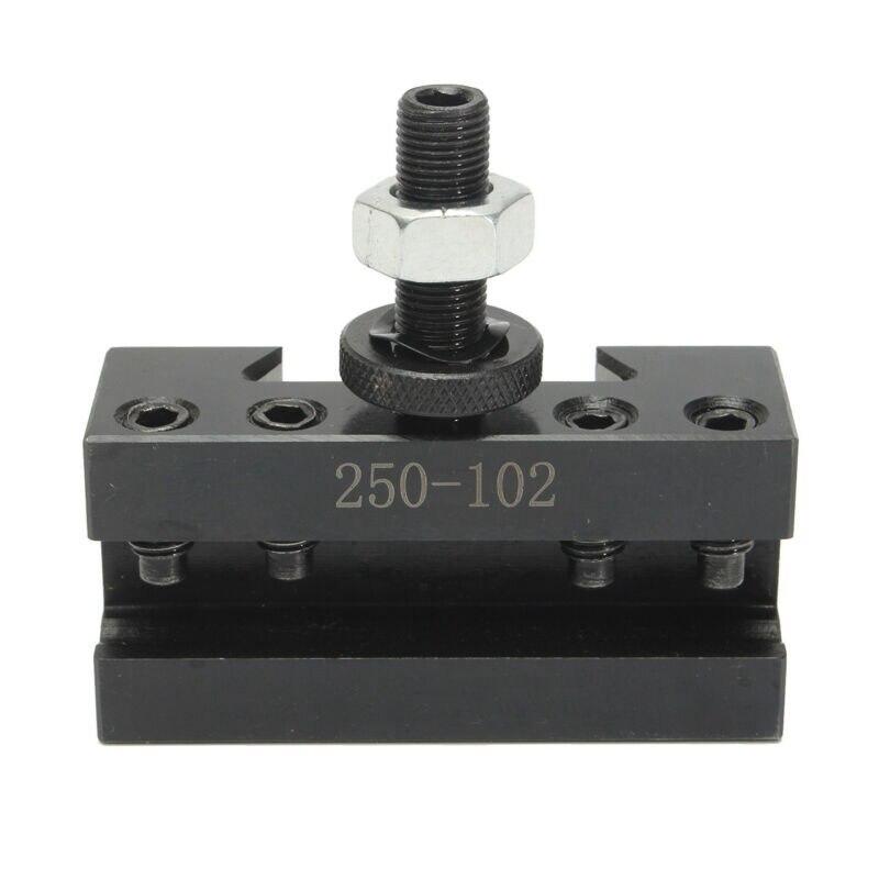 6 12 дюймов 2 AXA токарный инструмент для быстрой смены держатель 250 102 токарного