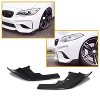 for bmw m2 f87 2016 2017 modified mp set carbon fiber front wrap angle surround modified parts manufacturers supply