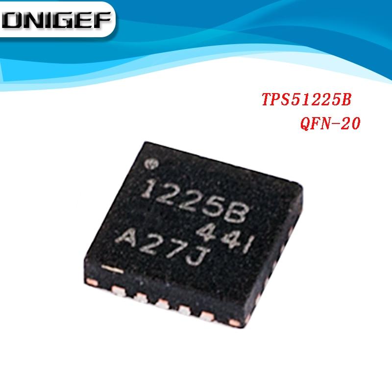 100% NOUVEAU TPS51225B TPS51225C TPS51225 Série TPS QFN-20 Chipset