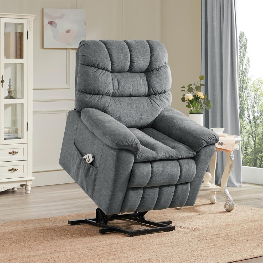 رمادي 1 مجموعة استخدام على نطاق واسع الميل الحرارة تمديد مسند للقدمين رفع كرسي كرسي مستقر أريكة لافتة للنظر للمنزل