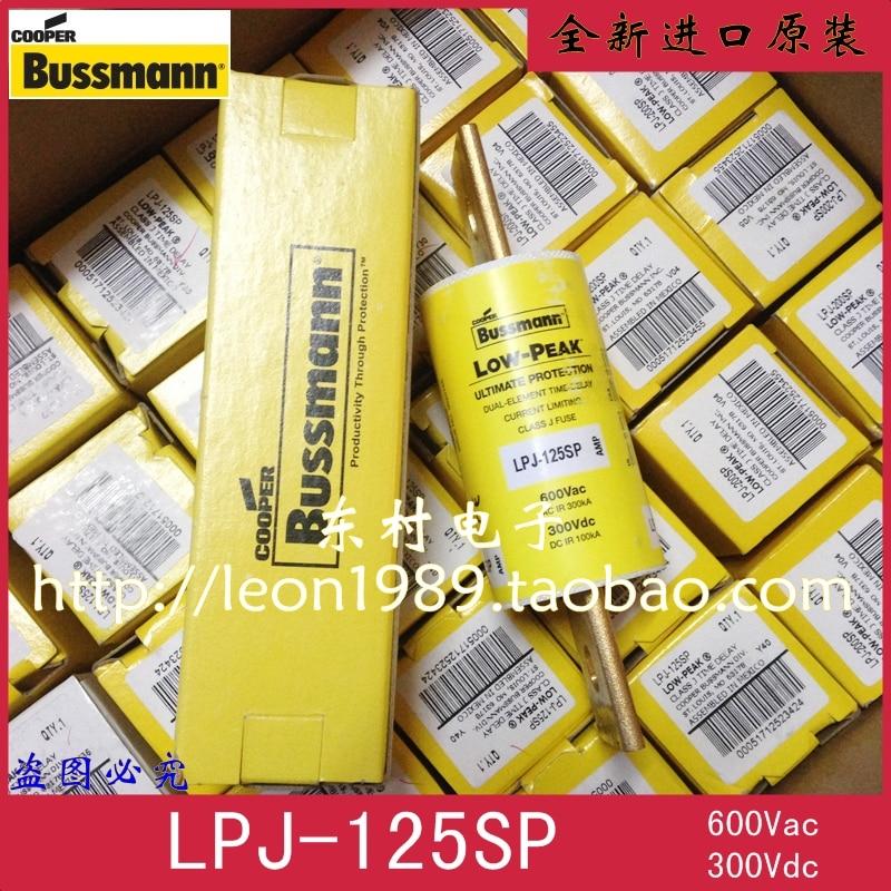 Estados Unidos BUSSMANN Series-Pico fusible LPJ-70SP LPJ-80SP LPJ-90SP LPJ-100SP LPJ-110SP LPJ-125SP LPJ-150SP LPJ-175SP LPJ-200SP 600V