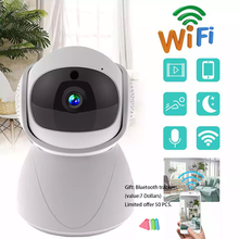 2.4G 5G Dual-Band 1080P IP Camera WIFI Wireless Smart Home Security Camera Surveillance 2-Way Audio CCTV Pet Camera Baby Monitor
