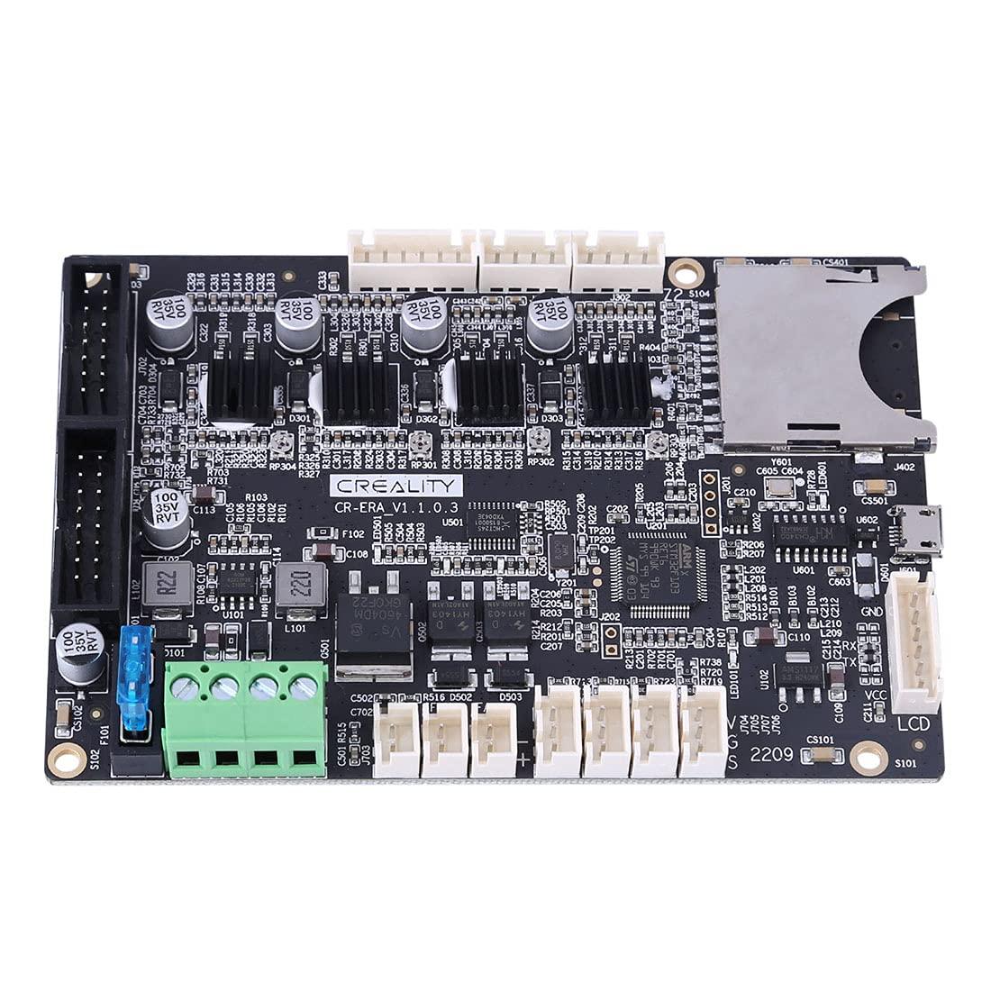 Creality CR-6 SE ترقية مجلس الصامت 32 بت لوحة الأم الصامتة لوحة تحكم ل CR-6 ماكس CR-6 SE ثلاثية الأبعاد جزء الطابعة