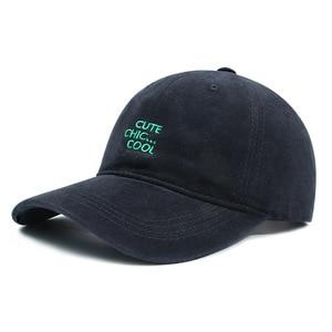 2021 four seasons Cotton letter Casquette Baseball Cap Adjustable Snapback Hats for Men and Women 178
