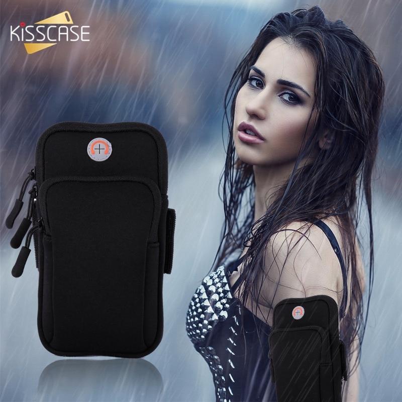 FLOVEME повязка на руку для iPhone 7 6 S Plus XS Max XR универсальная спортивная сумка для iPhone 7 6 Plus для мобильного телефона, наручный чехол сумка для телеф...