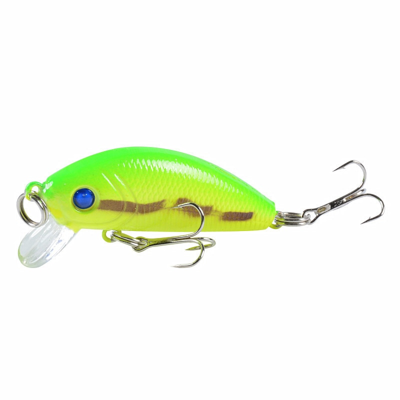 Luya bait 43pcs suit bionic bait Mino bait plastic hard bait fishing gear false bait fishing lures  fishing lure set enlarge
