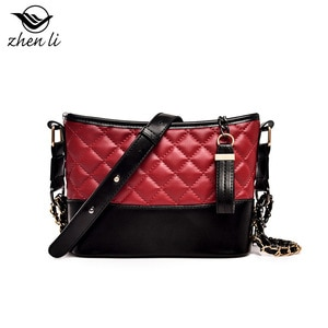 2021 New Arrivals Women's PU Leather Shoulder Bags Rhombic Shape Sewing Design European Style Solid Color Small Square Bag