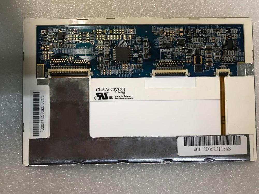 الأصلي 7 بوصة CLAA070VC01 التحكم الصناعي شاشة الكريستال السائل