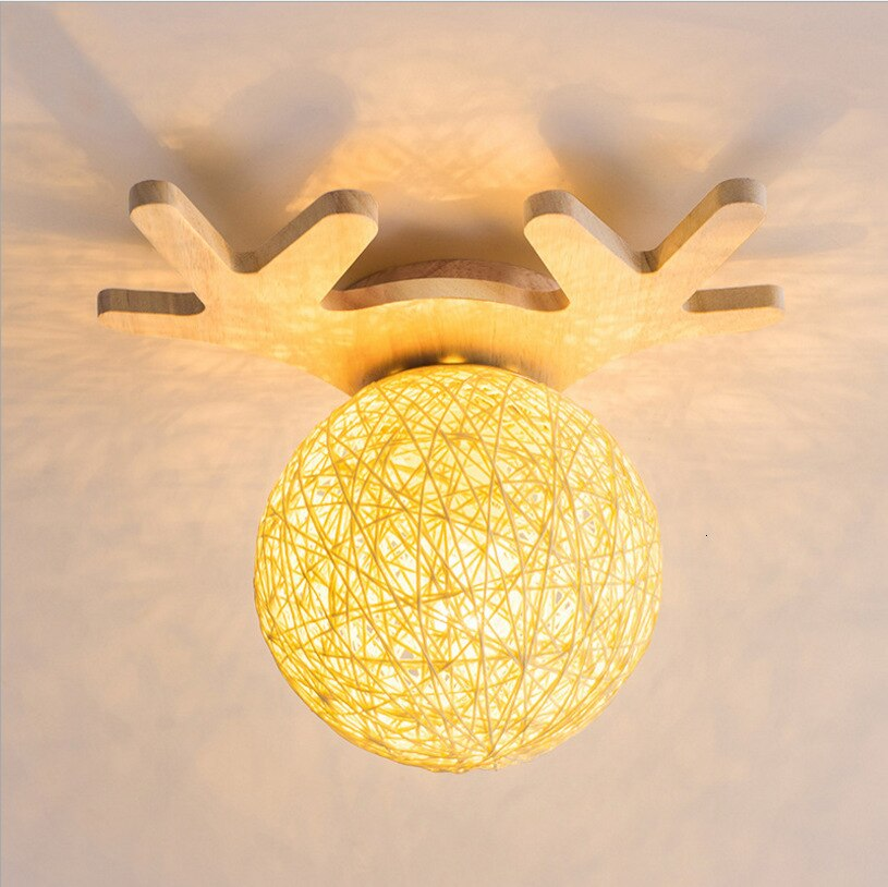 nordic led ceiling light  living room bedroom  Ceiling Ligting