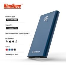 KingSpec ssd hard drive portable ssd ssd 120gb 240gb hd externo 1tb 2tb ssd external hard drive for computer laptop ssd disk