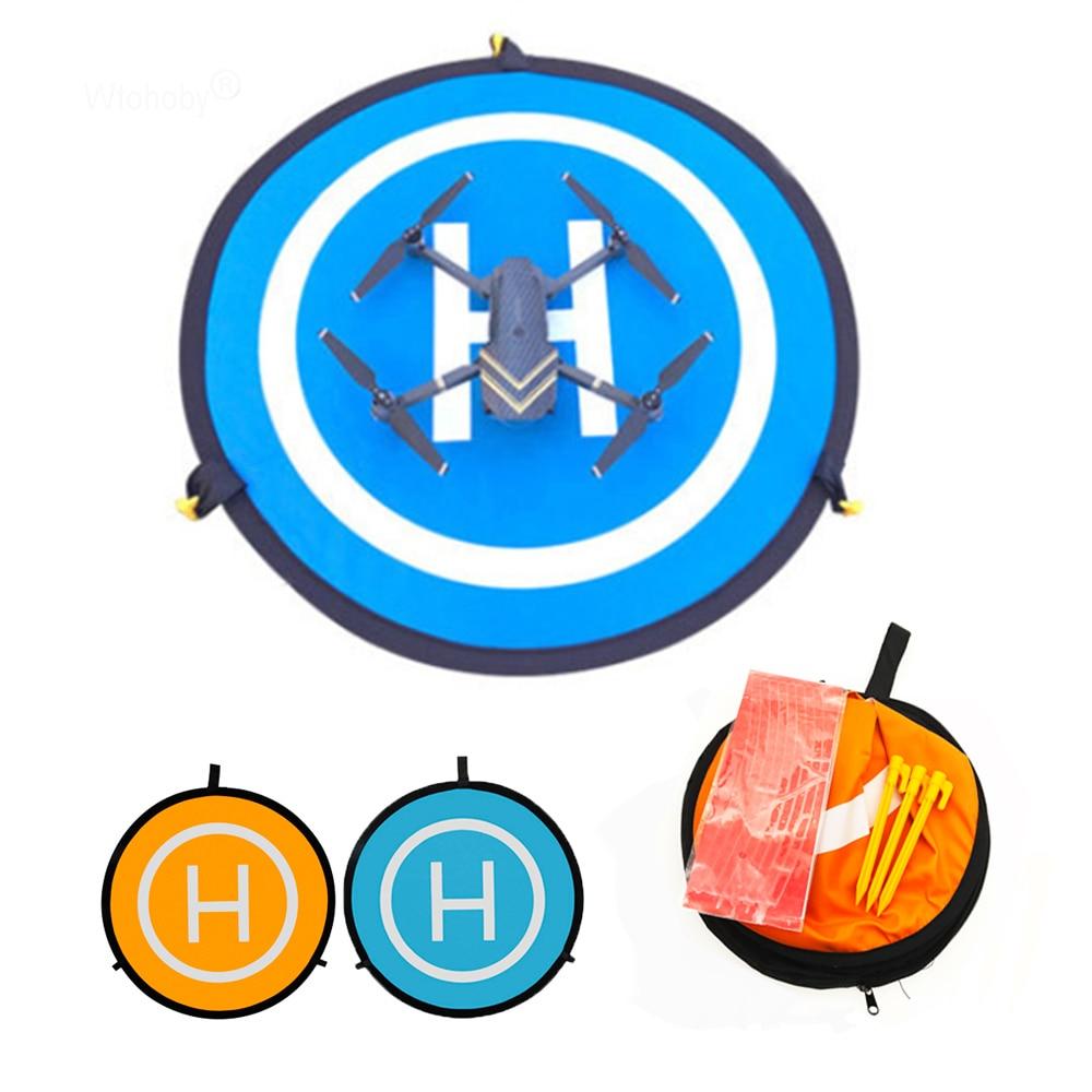 Mavic Mini 2/MINI SE Landing Pad 55cm 75cm 110cm Drone Landing Mats for DJI Drones Mavic Mini Air Pr
