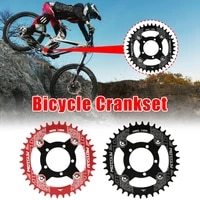 bicycle crankset e bike 104bcd chainring adapter for bafang mid drive motor stainless steel durable parts 32t34t36t38t