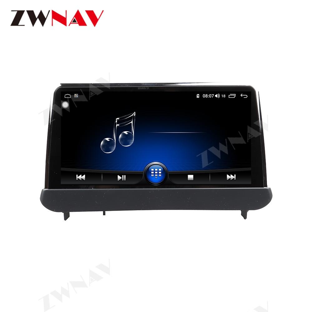 4 + 64G pantalla táctil Android 9,0 reproductor Multimedia de coche para Honda Accord 8 2008-2012 GPS para coche Navi Audio Radio estéreo unidad principal Wifi