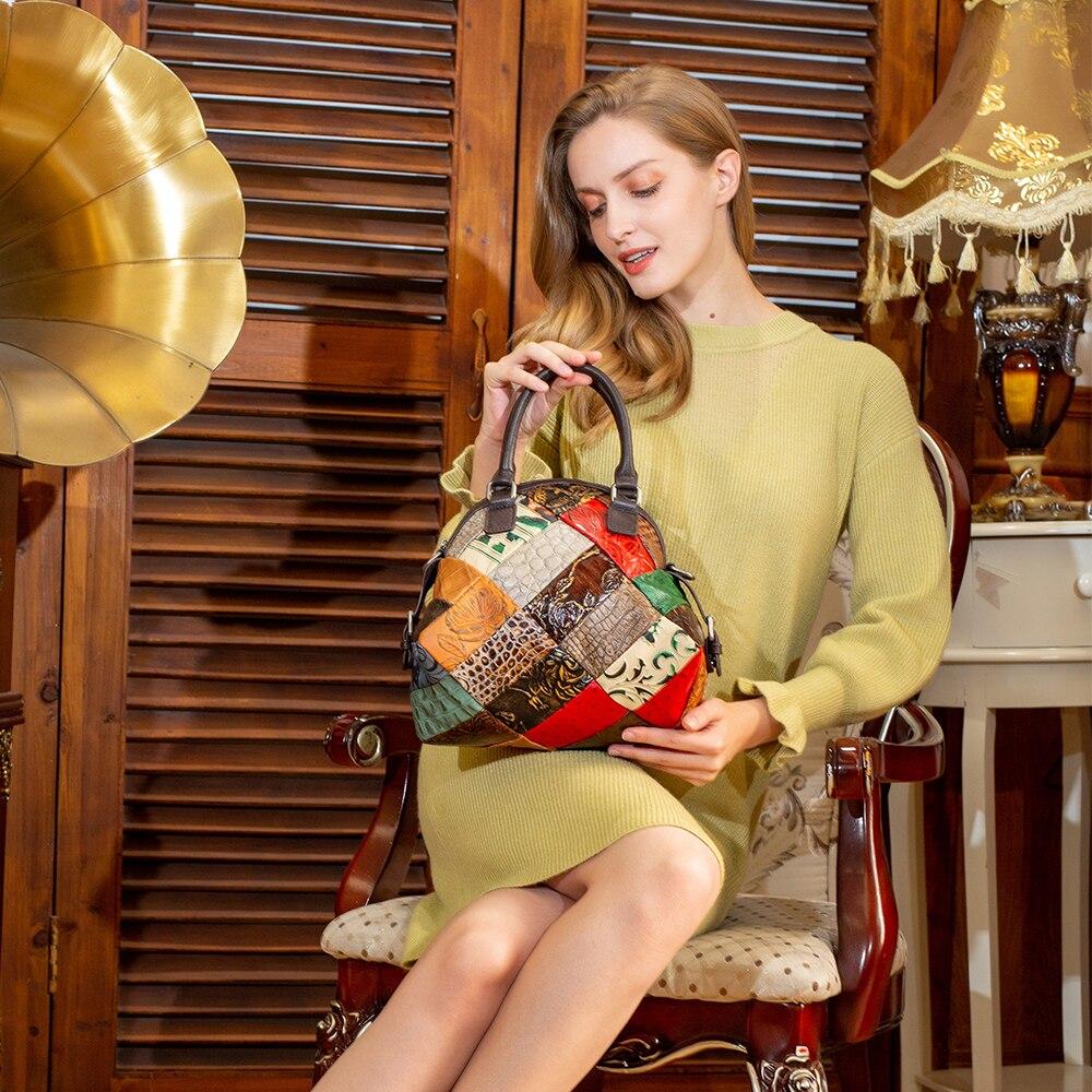 الطبقة الأولى جلد البقر حقيبة اليد من المرأة حقيبة كتف من الفاخرة خياطة crossbody زلابية حقيبة يد للنساء العلامات التجارية