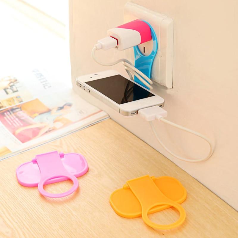 Accesorios de viaje, enrollador de cables de Gel multifunción portátil, creativo, USB,...
