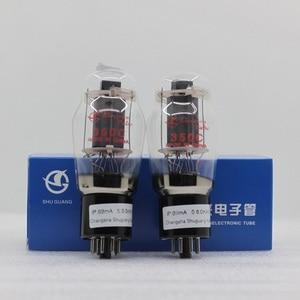 ShuGuang HIFI аудио вакуумные трубки 350C Точное сопряжение L6GC 6P3P 5881 подходящая пара усилителей