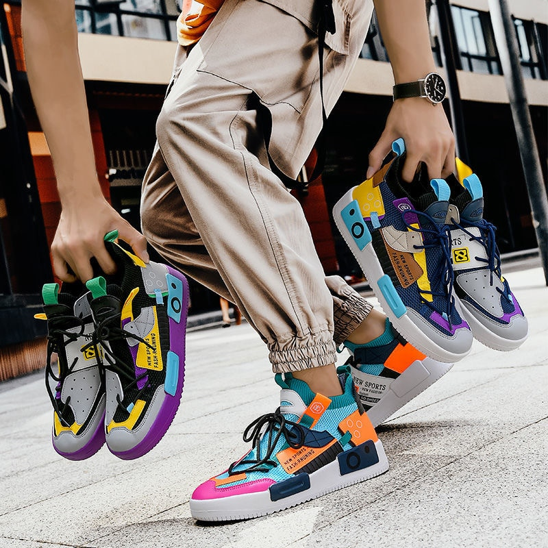 Sapatilhas masculinas dos homens sapatos casuais sapatos de corrida para homens tenis sapatos de luxo sapato masculino