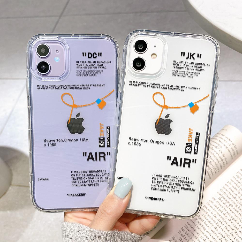 AliExpress - Fashion Label Case For Xiaomi Redmi Note 10 9 8 Pro Cases Silicon Funda Redmi Note 7 10s  9A 9C 9s 9T 8T K40 K20 K30S 10X Covers