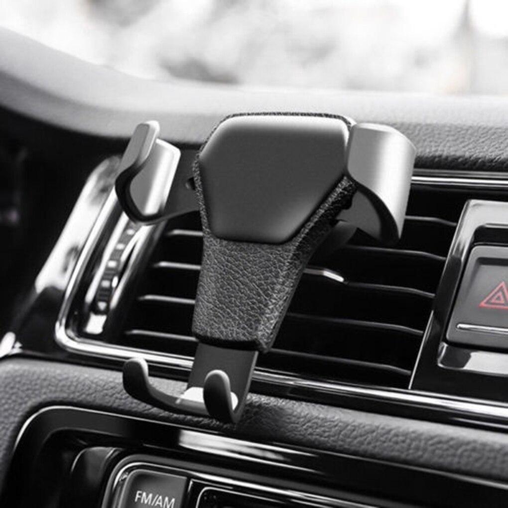 Креативный Автомобильный держатель для телефона, универсальный автомобильный держатель для телефона, нескользящий держатель, подставка д...