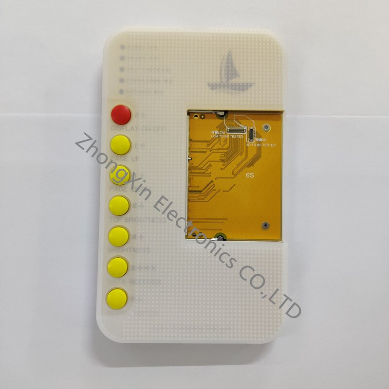 Placa de prueba multifuncional inteligente DL100, máquina de prueba de pantalla LCD para iphone X XS MAX XR