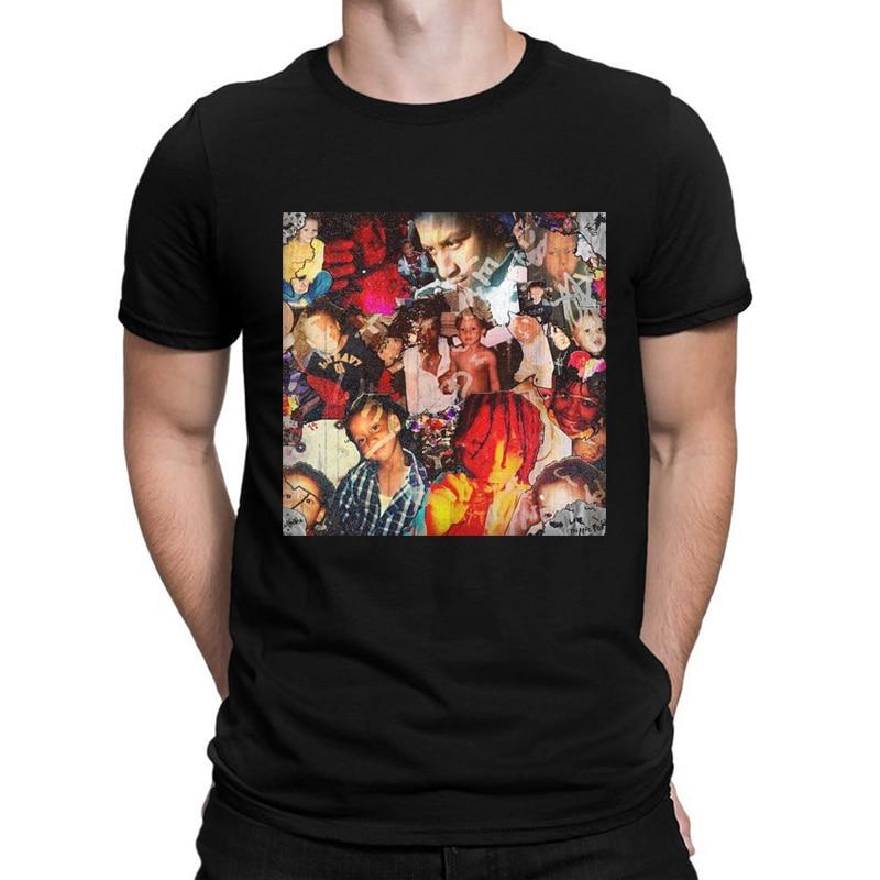 Trippie Redd A Love Letter To You 2 хлопковая забавная Мужская футболка Повседневная летняя мужская футболка с коротким рукавом мужские свободные футболк...