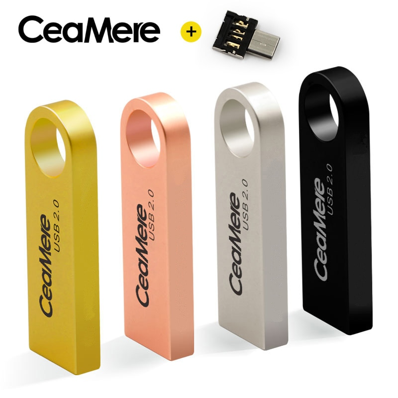 Disco 2.0 mb 512mb livre otg da vara da memória da movimentação do flash de usb 256 da movimentação do flash de ceamere c3 usb 8gb/16gb/32gb/64gb da pena