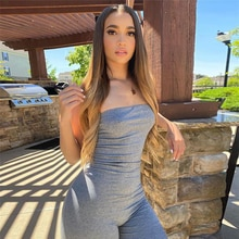 Women Bodysuit Sexy Stretch Solid Elegant Outfits Skinny Slim Club Outfits For Women One Piece Party