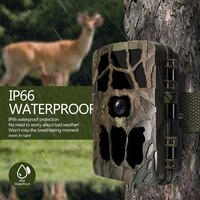 4k outdoor hunting camera infrared hd night vision trail thermal imager video camera outdoor monitoring security hunting camera