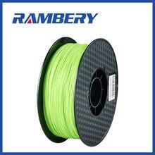 Светильник зеленый цвет pla 1,75 3d принтер нить США натуральная 3d пластиковая нить Китай 3d Ручка pla нить 1,75 мм 1кг impressora 3