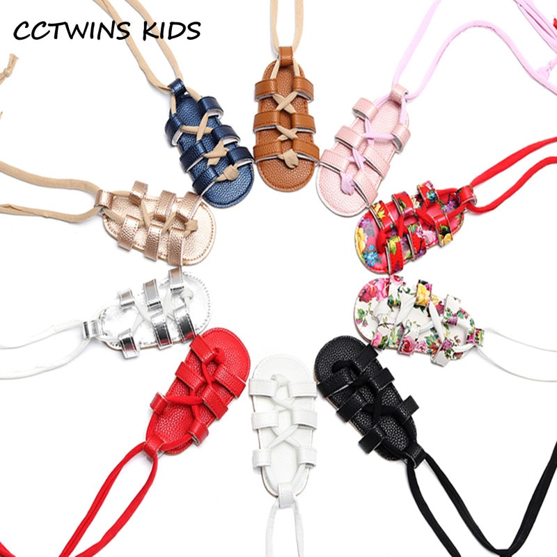 Baby Sandals 2021 Spring Children Fashion Roman Shoes Soft Sole Flats Girls Princess Dress High Top Toddlers Lace UpFirst Walk