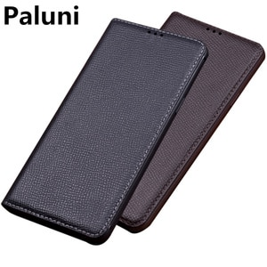 Genuine leather magnetic holder phone bag case for Sony Xperia Z5 Premium/Sony Xperia Z5/Sony Xperia Z5 Compact stand flip case