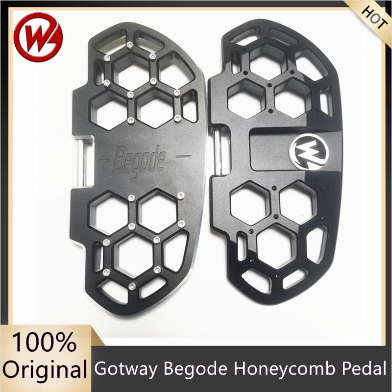 مجموعة دواسة قرص العسل الأصلية Gotway Begode ، لـ Gotway Monster Mcm5 ، ملحقات Tesla Nikola RS EX MonsterPro ، مجموعة جديدة