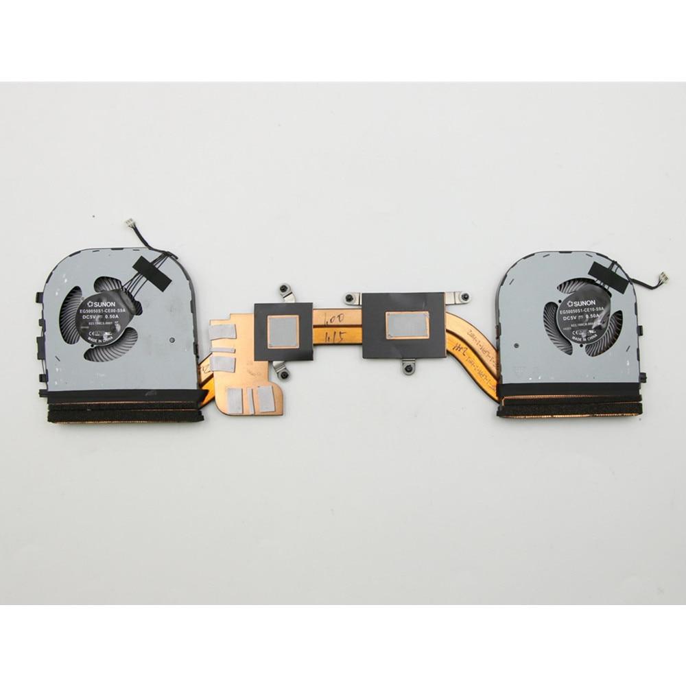 Applicable to Laptop/Notebook CPU/GPU cooling Radiator Heatsink&Fan for Lenovo thinkpad X1 Extreme P1 01YU923
