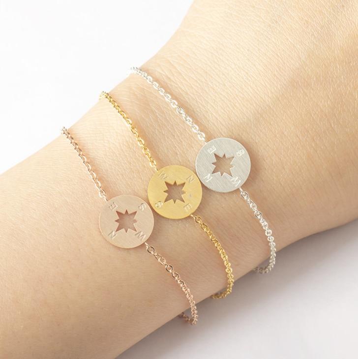 MAMA002    New Fashion Sun Sunshine Bracelets for Women Round Charms Women's Bracelet Engagement Gifts