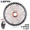 ZTTO – Cassette 9 vitesses 11- 42T roue libre pièces de vélo de montagne large RATIO Compatible pour M430 M4000