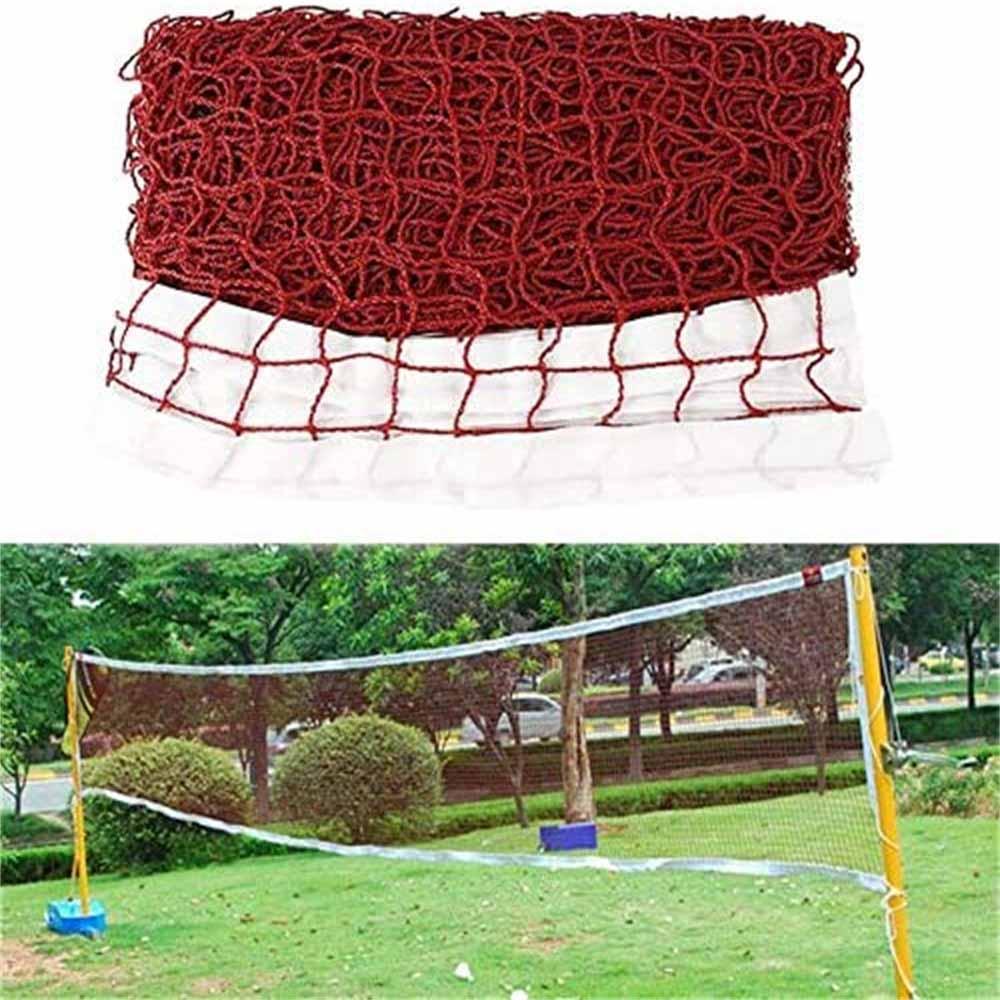 Bádminton tenis, balonvolea neto profesional portátil, de formación estándar Casa de jardín al aire libre deportes fácil almacenamiento