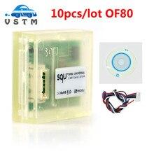 Emulador de coche Universal SQU OF80 SQU OF68, emulador de señal de coche, reinicio de Immo, programas de localización ESL para herramienta de Sensor de ocupación de asientos 10 Uds.