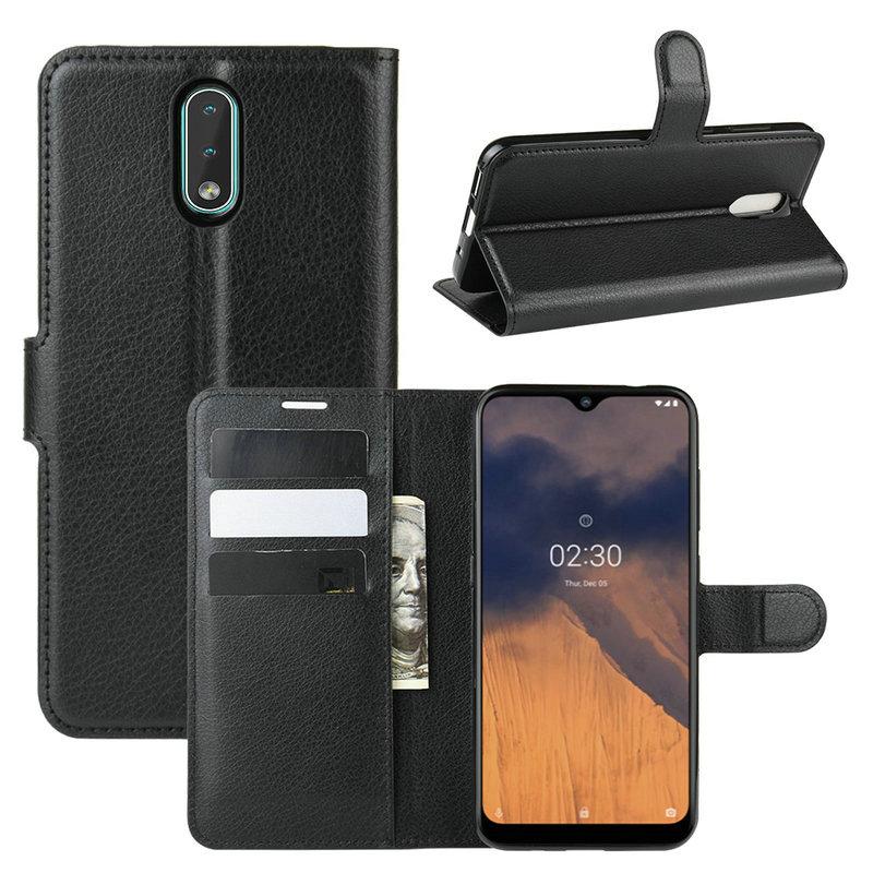 Funda de teléfono tipo billetera para Nokia 2,3, para Nokia 2,2, para Nokia 3,2, para Nokia 1,3, funda de piel con tapa, funda, Fundas
