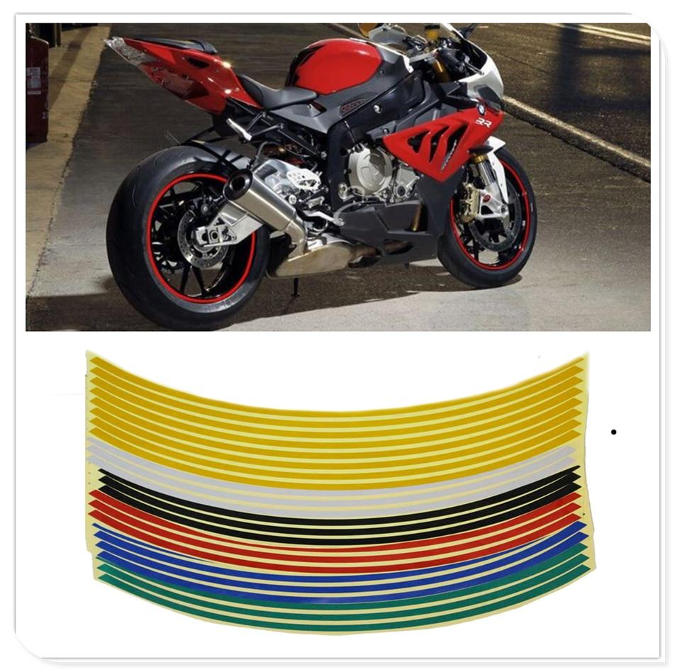 Moto aro reflexivo adesivo bicicleta decalque 17//18 wheel roda para ktm 530exc EXC-R XCR-W XC-W freeride 250r 350 husaberg
