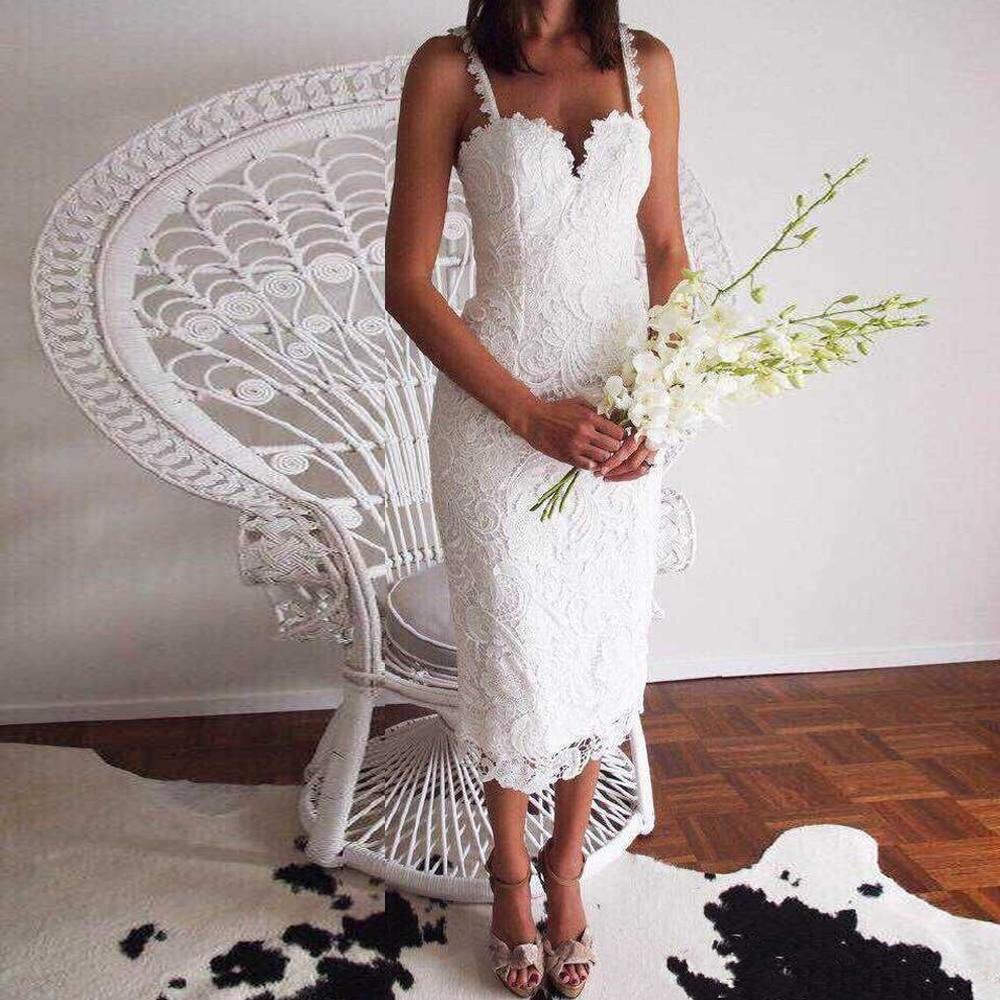 فستان كوكتيل من الدانتيل مع أحزمة سباغيتي ، فستان حفلة ، قصير ، أسود أو أبيض ، 2020